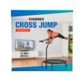 HAMMER Fitness-Trampolin Cross Jump Trainings DVD