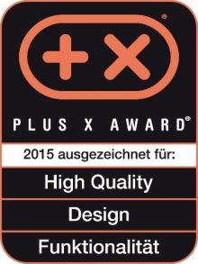 Gleich zwei weitere TOP Geräte wurden ebenfalls mit dem Plus X Award ausgezeichnet!